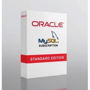 MySQL Standard Edition Subscription (1-4 socket server)