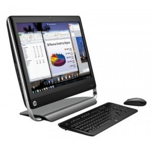 HP Touch Smart 520-1133D AIO QF178AA murah