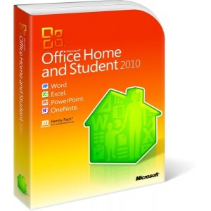 Office Home and Student 2010 x32/x64 FPP