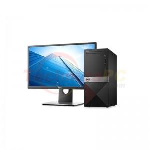 Desktop Dell Vostro 3670MT (i3 8100 10 Pro)