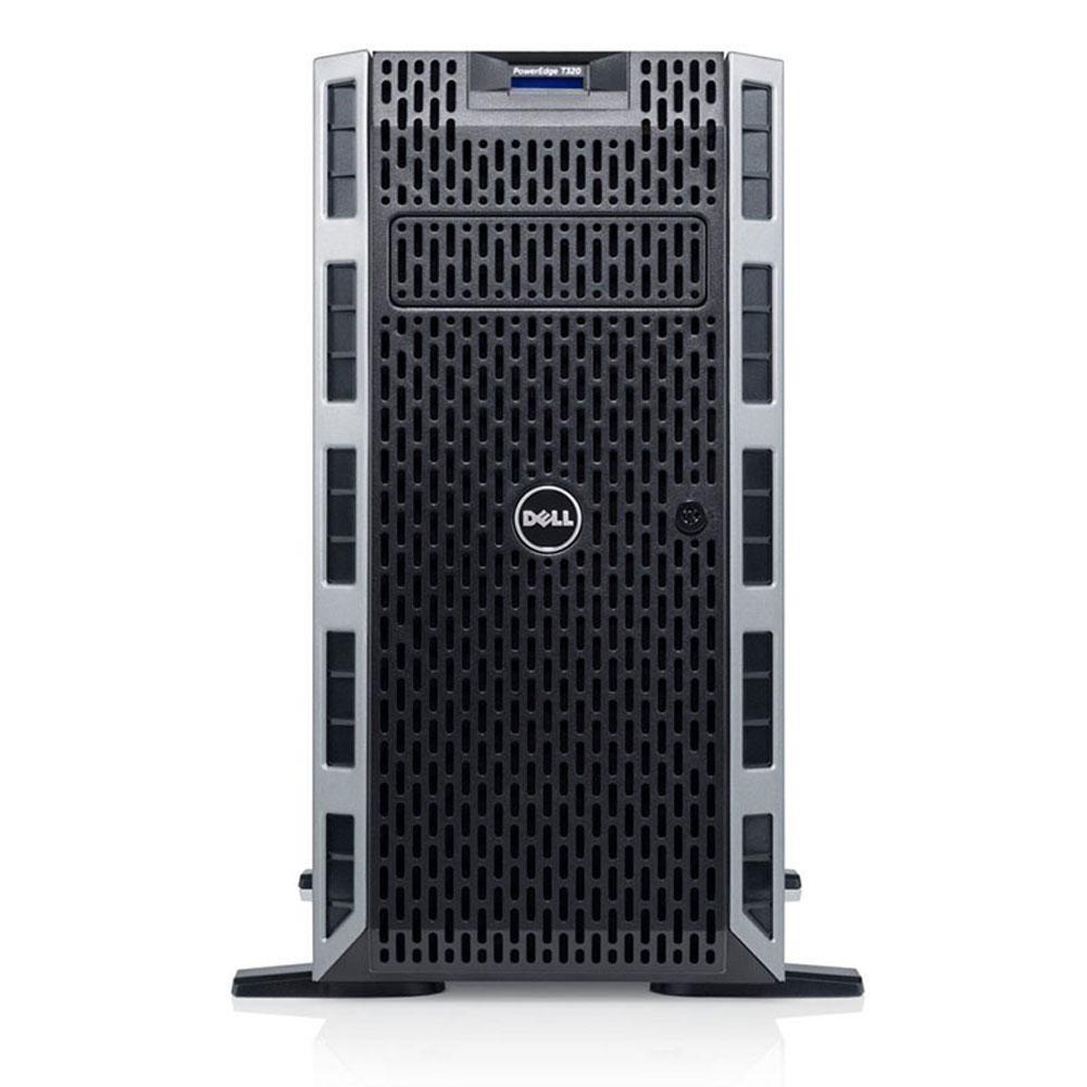 "Dell PowerEdge T330 (Xeon E3-1220 v6, 8GB, 2x300GB SAS 15K 3.5"")"