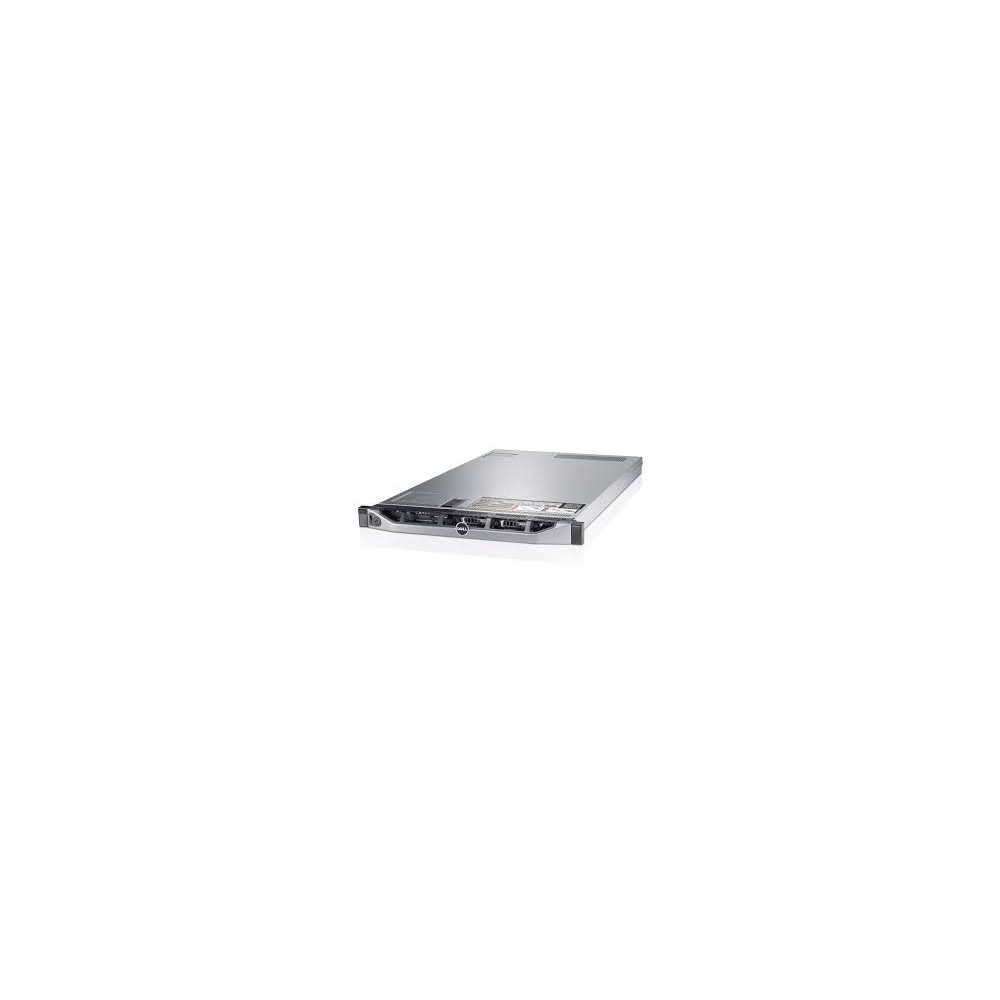 Dell PowerEdge R320 (E5-1410) Redundant