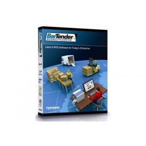Barcode Software Bartender Seagull Label Design, RFID And Card Printing Program : Basic Edition V10 (BT-BSC)