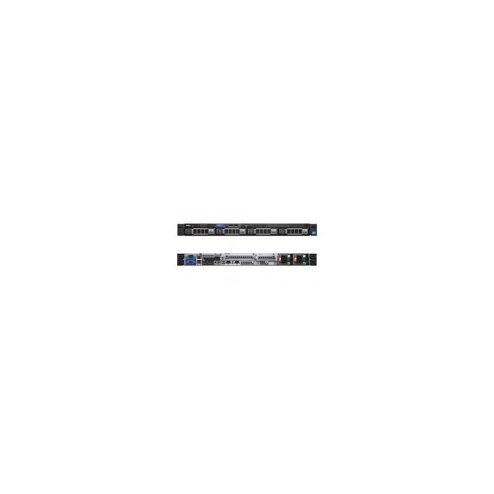 Dell PowerEdge R430 E5-2620v3 (2 x 600GB)